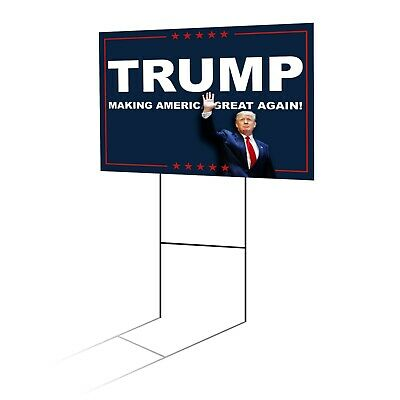 President Donald Trump Keep America Great! 2020 Political Campaign Yard Signs 17