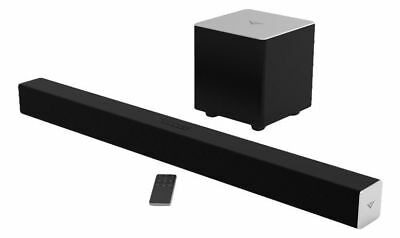 Vizio SB3821-C6 Sound Bar System - Black,(Refurbished)