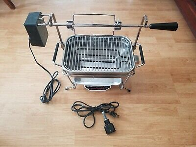 Farberware MINI Open Hearth Electric Indoor Broiler Rotisserie