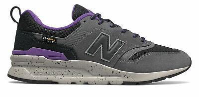 New Balance Men's 997H Shoes Grey with Purple