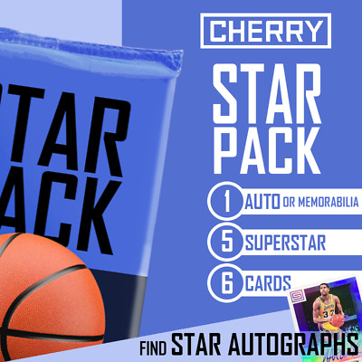 NBA PACK - Mystery Superstar Re-Pack