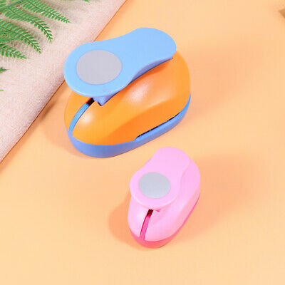 3 Pcs DIY Cute Large Punches Tool Scrapbook for Kids DIY Craft Decoration Making