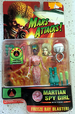 Trendmasters Mars Attacks Martian Spy Girl