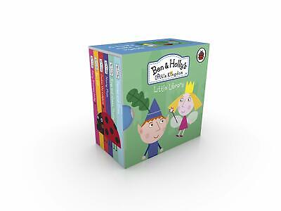 Ben And Holly's Little Kingdom Little Library Ben & Holly's Little Kingdom