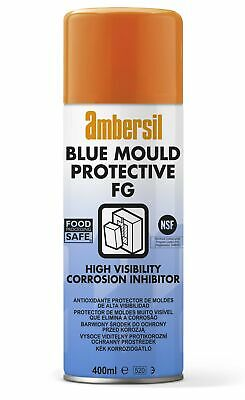 Ambersil 32449 Mould Protective Dry Film Anti-Corrosion Treatment NSF Blue 400ML
