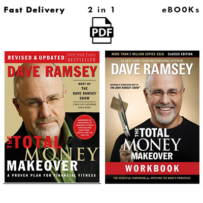 P.D.F Dave Ramsey The Total Money Makeover + Workbook 2 in 1