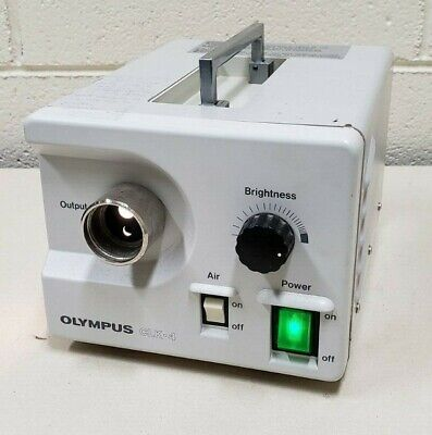 Olympus Model CLK-4 Portable Halogen Light-Source Endoscopy