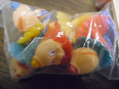 NOS. variety bunny Vintage Lot of 144 Cupcake picks Spring cake toppers