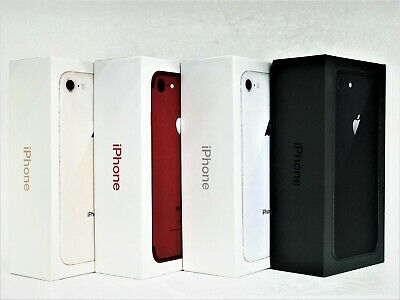 Apple iPhone 8 A1906 - 64GB & 256GB - Factory Unlocked & Sprint - All Colors