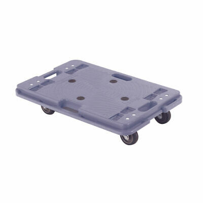 NEW! Stackable Plastic Platform Dolly 360660