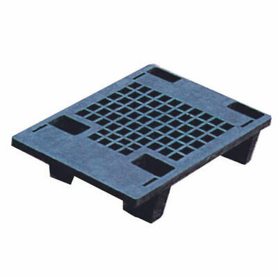NEW! Pallet Plastic Recycled Black 322321
