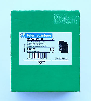 Schneider Electric / Telemecanique - Module for emergency stop - XPSAK371144