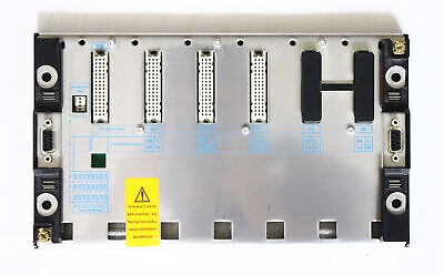 Schneider Electric / Telemecanique - Extendable rack with 6 slots - TSXRKY6EX
