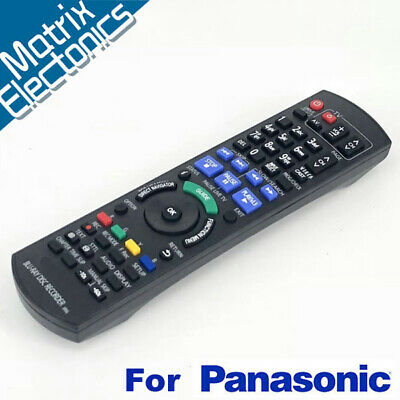 For Panasonic Remote N2QAYB000475 Replace N2QAYB000479 - DMRXW380 DMRXW385