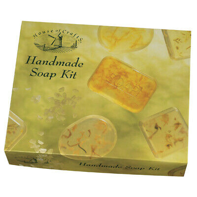 House of Crafts Handmade Soap Craft Kit