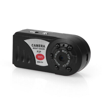 Mini videocamera P2P WiFi portatile LKM Security Telecamera IP mini DV con rilev