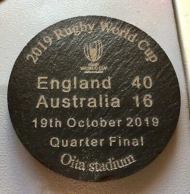 2019 Rugby World Cup England vs Australia