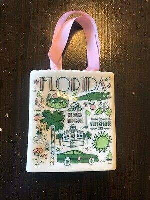 2019 Florida Starbucks Been There Christmas Ornament