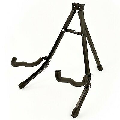 Electric Guitar Stand Acoustic Guitar Stand Universal Free Standing Frame Fold