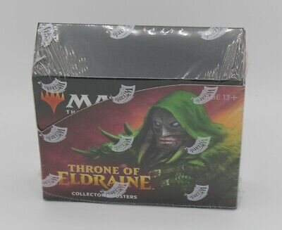 Throne of Eldraine Collector's Edition Booster Display - Sealed - English - Neu