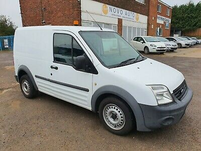 2010/10 Ford transit t200 connect swb