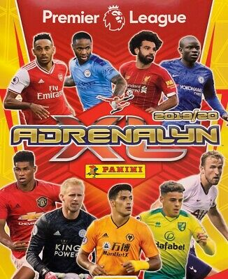 Panini Adrenalyn XL 19/20 Limited Edition Cards Premier League PL 2019/20