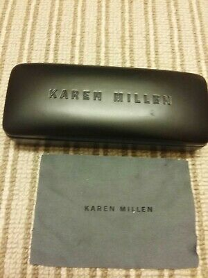 Ladies  Karen  Millen   Glasses  Case  Vgc