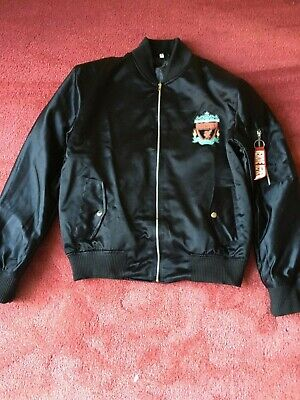 Liverpool FC Football Soccer Club You Will Never Walk Alone Sport Varsity Jacket