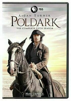 Poldark season 5 complete series 5 DVD boxset new sealed