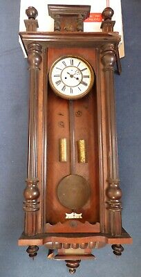 Gustav Becker Vienna Style Wall Clock for restoration.