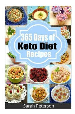 (PDF version)    365 Days of Keto Diet Recipes  weight loss
