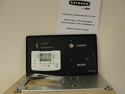 RAYBURN  Programmer Replacement Kit for  MX & MXE 400 series R4178