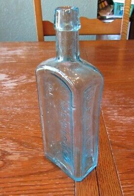 Antique Dr.KENNEDY'S MEDICAL DISCOVERY ROXBURY MASS Medicine Bottle