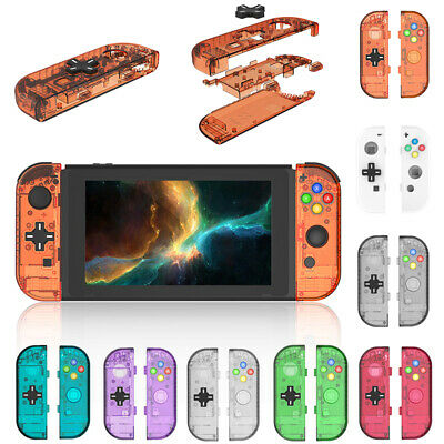 Right/Left Handle Back Cover For Switch JoyCon Controller Replacement Shell Case
