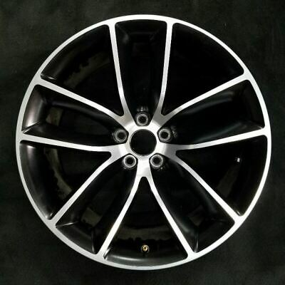 New 20x9 Hyper Black Hellcat Style Rim For 2006-2018 Dodge ChallengerCharger