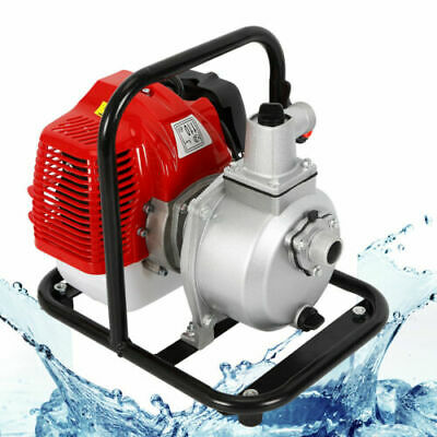 43cc 2 Stroke Petrol High Flow Water Transfer Pump Irrigation Water Transfer UK
