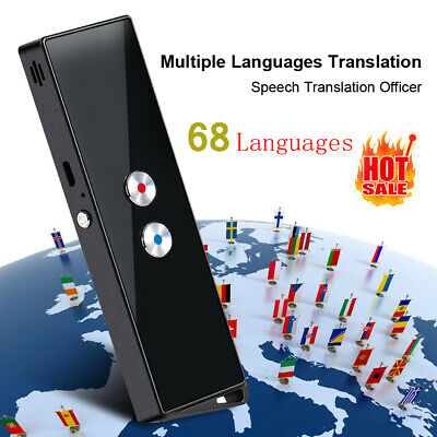 Translaty MUAMA Enence Smart Instant Real Time Voice 40+ Languages Translator