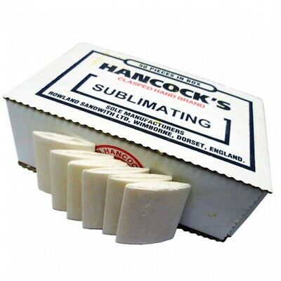 Hancock's Garment / Fabric Marking Tailors Sublimating Chalk - Pack of 50