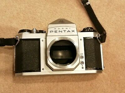 Asahi Pentax SV film camera body only