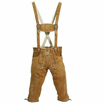 Bavaria Trachten Lederhosen Original Germany Authentic German Oktoberfest 3XL 58