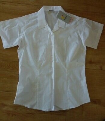School Blouse - Age 14/15  - new with tags