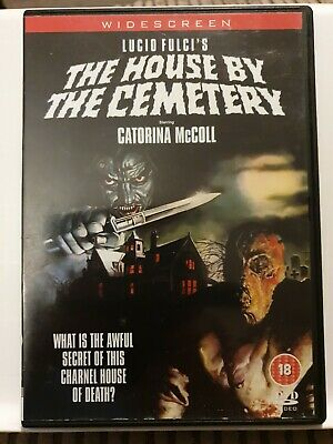 The House By The Cemetery DVD