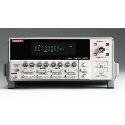 Keithley 2182A Dual-Channel Ultra-Low Voltage Nanovoltmeter