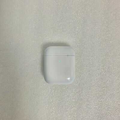 Genuine Apple AirPods 2nd Generation (2019) Wireless Charging Case ONLY