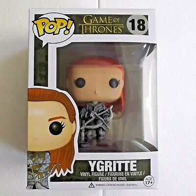Funko POP GAME OF THRONES #18 YGRITTE Action Figure Model Pvc vinyl doll Toy