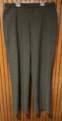 Old Navy Collection Womens Gray Stretch 14 Long Dress Pants