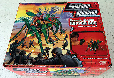 Galoob Starship Troopers Remote Control Hopper Bug