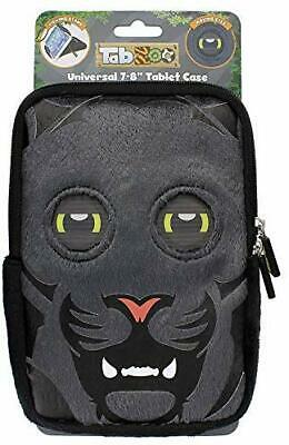TabZoo Universal 7 - 8 Tablet Case Panther Design with Moving Eyes