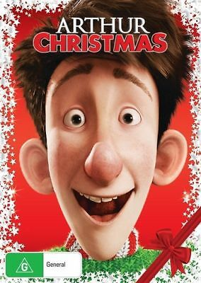 Arthur Christmas : NEW DVD