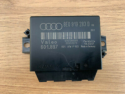 Genuine AUDI A4 8E B7  PARKING SENSORS CONTROL MODULE ECU V